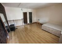 **DSS WITH RENT AND DEPOSIT WELCOME** LARGE STUDIO FLAT MANOR HOUSE N15