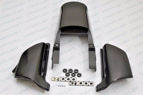 Kawasaki KZ1000 LTD1000 Tail Piece ,Side Cover, Emblems