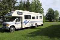 1995 Tioga Montara Class C Motorhome by Fleetwood - 28 Feet