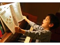 In-house PIANO LESSONS/ Putney