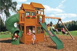 Cubby - Childrens' Playground Oakford Serpentine Area Preview