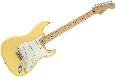 Fender Player Series Stratocaster Electric Guitar - Buttercream