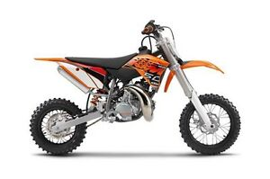 Ktm 50sx senior 2014. Like new
