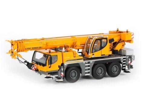 WSI 04-1037 Liebherr LTM 1050-3.1 Hydraulic Mobile Crane 1/50 Die-cast MIB