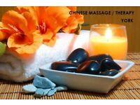 Chinese Massage / Therapy - YORK