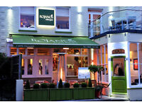 Waiting staff positions available at Rojanos in the Square