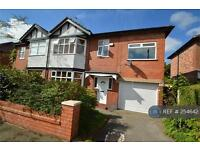 4 bedroom house in Norwood Avenue, Salford, M7 (4 bed)