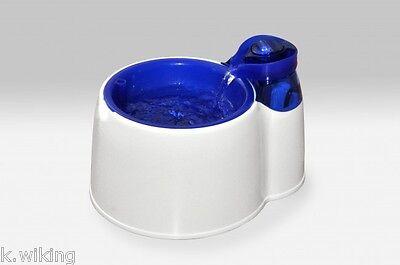 Europet PET AQUA FRESH 2,1 Wasserspender LED Trinkbrunnen für Katzen / Hunde