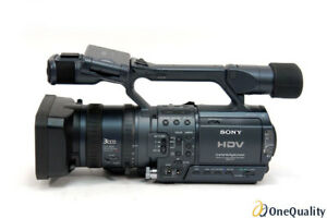 Sony HDR-FX1 HDV 1080i Video Camcorder, 12 x Optical Zoom, Color