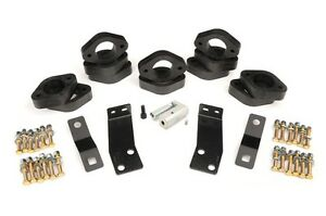 1.25in Jeep Body Lift Kit (07-16 JK Wrangler 2-door/Man Trans)
