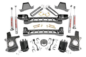 6 inch rough country lift kit out of a 06 chevy 1500