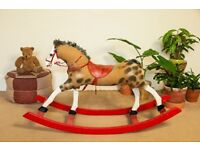 Vintage Mid Century 1950´s Child´s Rocking Horse