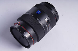 Nearly New Sony Zeiss 16-80 F3.5-4.5 Lens for Sony DSLR OBO