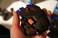 Mad Catz MMO7 Gaming Mouse
