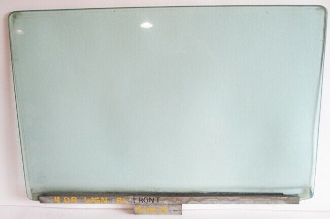 1960-1965 Ford Falcon 4 Door Station Wagon R.H. Door Glass - Sun-x - Used