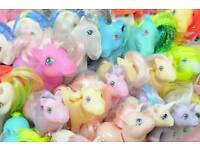 WANTED: My Little Ponies