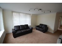 Fully furnished, quality 2 double bed apartment in secure block with off street parking in Ealing.
