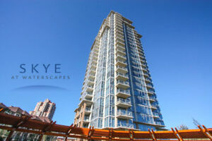 Skye at Waterscapes - 12th Floor - 1 bedroom - Avail. Oct.15