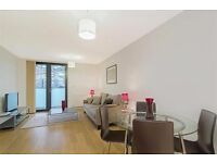 A modern one bedroom apartment located within easy reach of The City or Canary Wharf