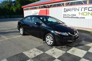 2013 Honda Civic DX 4dr Sedan