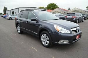 2011 Subaru Outback 2.5 i Sport Package 4dr All-wheel Drive