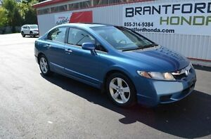 2009 Honda Civic Sport 4dr Sedan