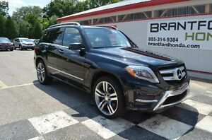 2013 Mercedes-Benz GLK-CLASS Base GLK250 BlueTEC 4dr All-wheel D