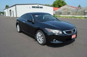 2010 Honda Accord EX-L V6 2dr Coupe