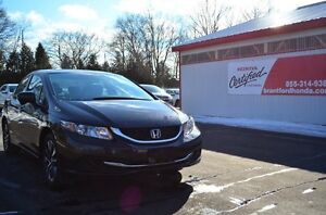 2014 Honda Civic EX 4dr Sedan