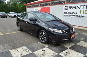 2013 Honda Civic EX 4dr Sedan