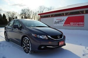 2015 Honda Civic Touring 4dr Sedan