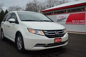 2014 Honda Odyssey EX-L Passenger Van