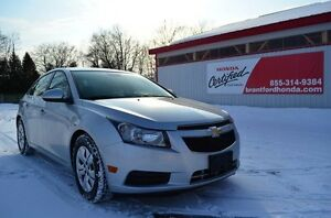 2013 Chevrolet Cruze LT Turbo 4dr Sedan