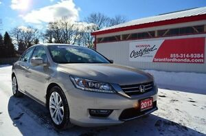 2013 Honda Accord Touring V6 4dr Sedan