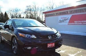 2015 Honda Civic Si 2dr Coupe