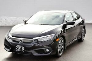 2016 Honda Civic EX-T 4dr Sedan