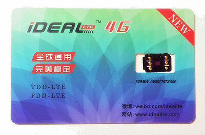 Unlock Turbo Sim Card For Iphone 7 6S 6 5 Plus Lte Ios 10 3 2 10 R Gpp New Ideal