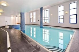 TWO BEDROOM APARTMENT IN DOCKLANDS WITH GYM AND SWIMMING POOL