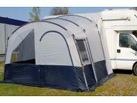 Eurotrail Atlantis Campervan Free Standing Awning Tent like new