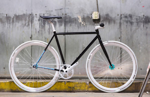 "State Bicycle Fixie ""the wild"" 50"" frame"
