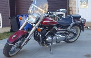 2000 Yamaha VStar 650