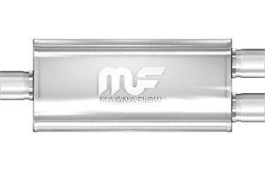 Brand New Magnaflow Performance Muffler - 12268 - 2 in 1 out