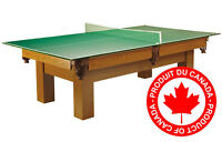 The Billiard Studio Presents: NEW - Ping Pong Conversion Top