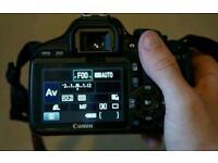 Canon ESO 550D Digital SLR