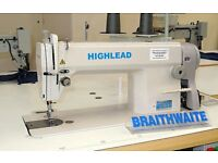 Highlead industrial sewing machine brand new