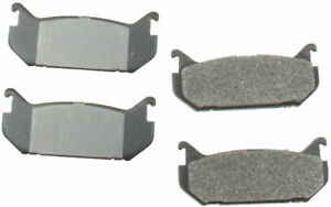 NOVA EAST D584-7464 PREMIUM SEMI-METALLIC DISC BRAKE PADS Box 21
