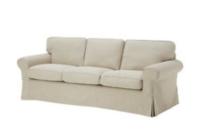 Ikea EKTORP Covers for Sofa and Love Seat