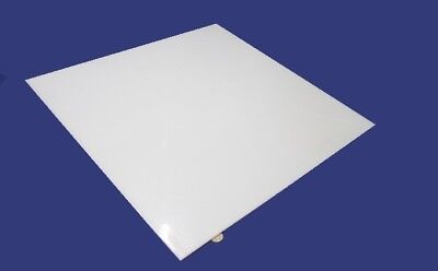 Polypropylene 316 .187 Thick X 24 X 24 Sr Sheet Natural