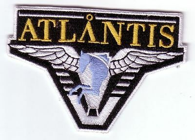 + STARGATE Aufnäher/Patch  STARGATE ATLANTIS Pegasus