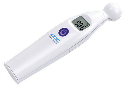 ADC ADTEMP 427 Temple Touch Digital Pediatric Thermometer °F/°C Water Resistant